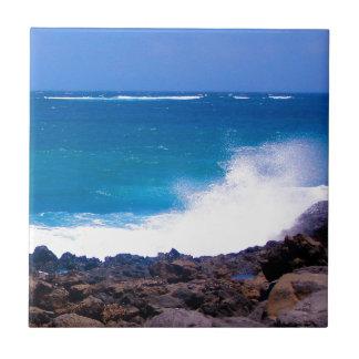 Océano de Lanzarote Azulejo