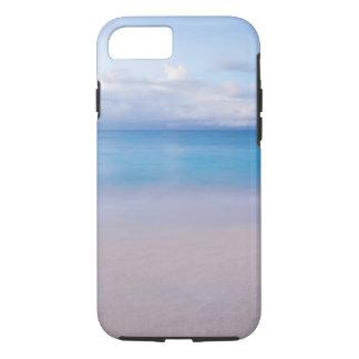 Océano tranquilo hermoso y paraíso de la playa funda para iPhone 8/7