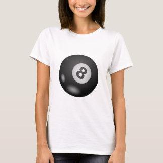 Ocho - 8 - bola camiseta