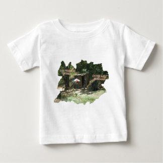 ~ Ochos Rios Jamaica del hombre de Ya Camiseta De Bebé