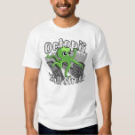¡Octopii Wall Street - ocupe Wall Street! Camiseta