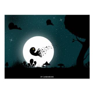Octopuce de la noche postal