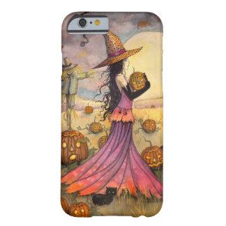 Octubre coloca el caso del iPhone 6 de la bruja de Funda De iPhone 6 Barely There