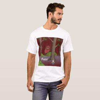 Ocultación de un monstruo camiseta