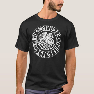 Odin en Sleipnir Camiseta