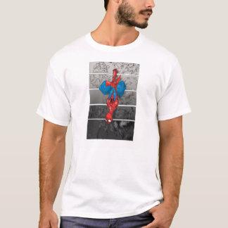 Odio de la araña camiseta