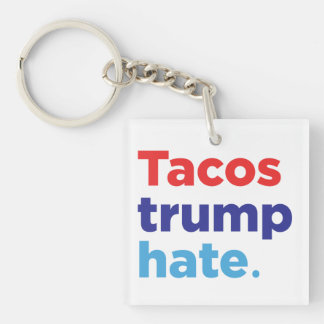 Odio del triunfo del Tacos: Llavero del