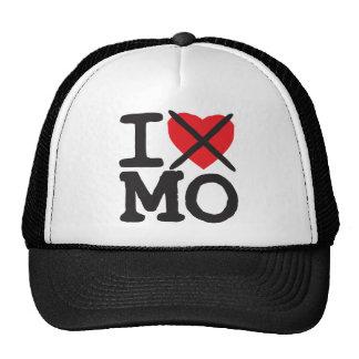 Odio el MES - Missouri Gorras