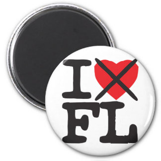 Odio FL - la Florida Imán
