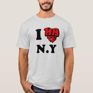 odio individuos ny camiseta