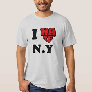 odio individuos ny camisetas