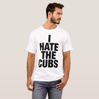 Odio la camiseta de Cubs
