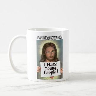 Odio la taza de la gente joven - JC