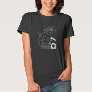 ¡Odio tesis a los pedazos! Camiseta