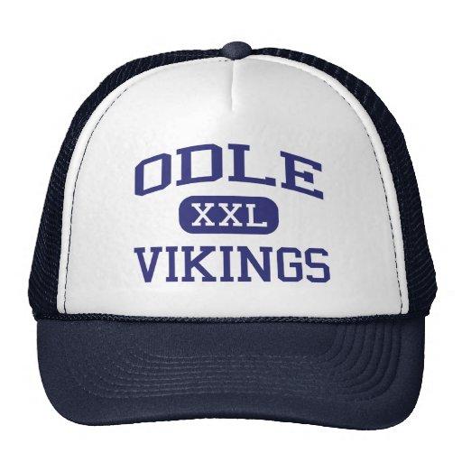Odle Vikingos Bellevue medio Washington Gorras De Camionero