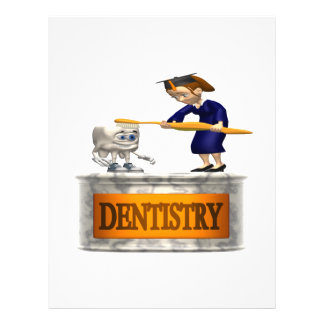 Odontología Tarjeta Publicitaria