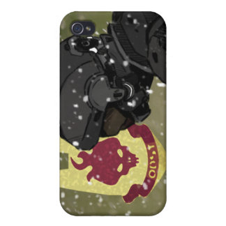 ODS-SMI iPhone 4/4S FUNDAS
