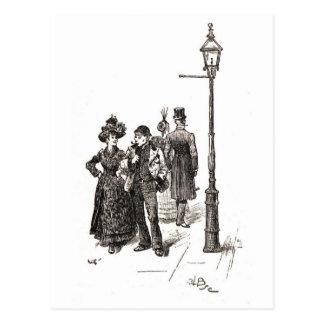 Oeste y extremos orientales de Londres Tarjetas Postales