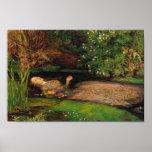 Ofelia - sir John Everett Millais Posters