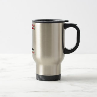 office without conditioned air? mug