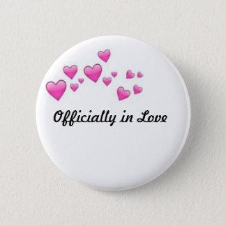 Oficialmente en botón del amor