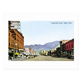 Ogden, Utah Postal