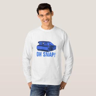 Oh broche camisetas