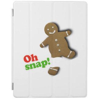 Oh broche - humor del día de fiesta cover de iPad