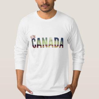 Oh Canadá Camiseta