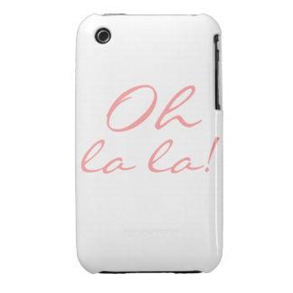 Oh caso 4s del iPhone 4 de la escritura de la dive Case-Mate iPhone 3 Protectores
