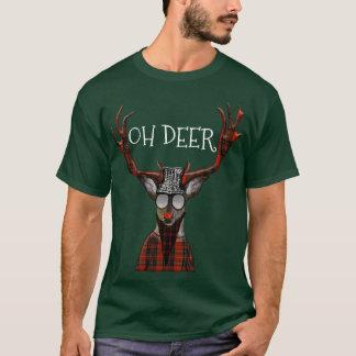 Oh ciervos camiseta