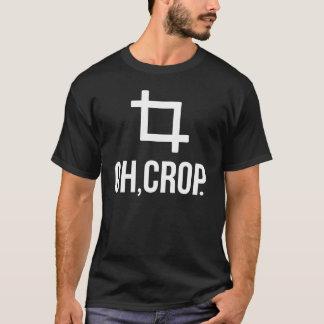 """""""Oh, cosecha."""" Camisa para los diseñadores"""