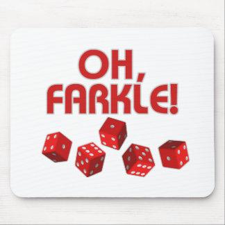 ¡Oh, Farkle! Alfombrilla De Ratón