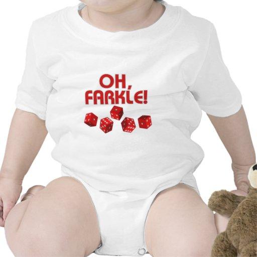 ¡Oh, Farkle! Trajes De Bebé