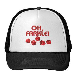 ¡Oh, Farkle! Gorra