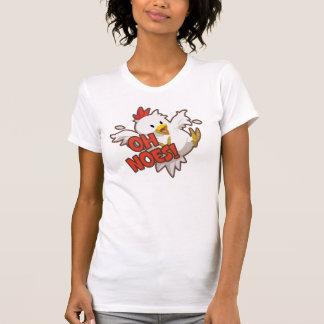 ¡Oh no Camiseta para mujer