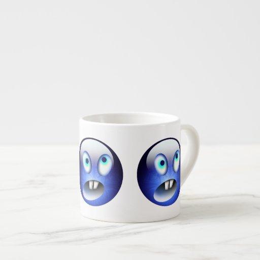 Oh, no taza del café express taza espresso