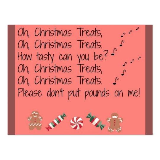 Oh, postal de las invitaciones del navidad
