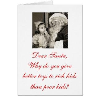 ¡Oh que es apenas tarjetas de Navidad incorrectas