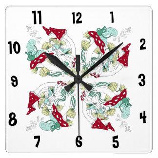 Oh reloj de Alicia