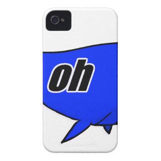 Oh Wale oh Funda Para iPhone 4
