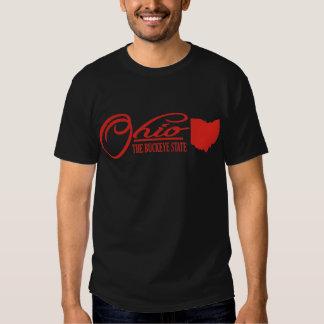 Ohio (estado el mío) camisas