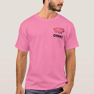 ¡Oink! Camiseta