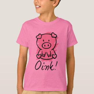 Oink Camiseta