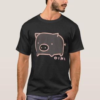 Oink Oink guarro Camiseta