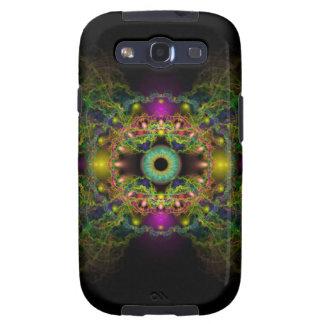Ojo de dios - vejiga Piscis Galaxy S3 Protectores