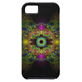 Ojo de dios - vejiga Piscis iPhone 5 Cárcasas