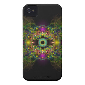 Ojo de dios - vejiga Piscis iPhone 4 Cobertura