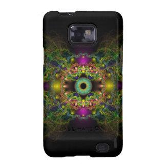 Ojo de dios - vejiga Piscis Samsung Galaxy SII Funda