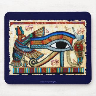 OJO de HORUS, egipcio Mousepad de WADJET Alfombrillas De Ratón